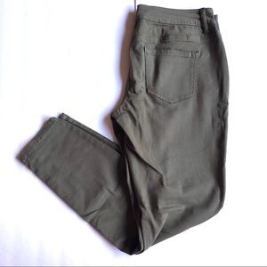 Maurices | Olive Green Jeggings